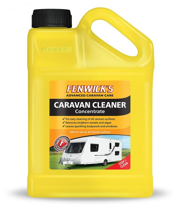 Concentrated Caravan Cleaner | 1 Litre