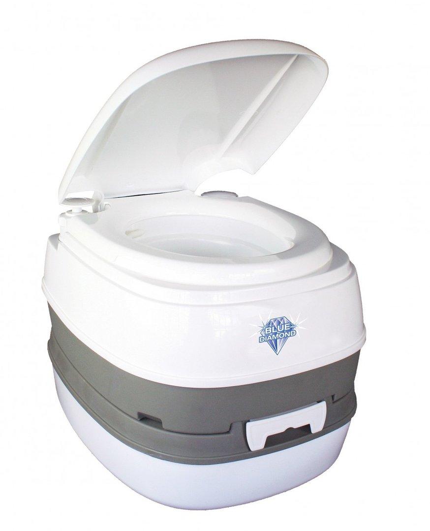 Blue Diamond When Nature Calls Portable Toilet