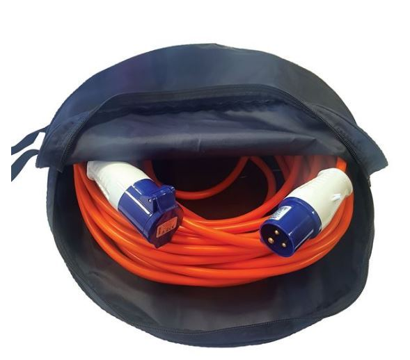 Hook Up Extension Cable Storage Bag